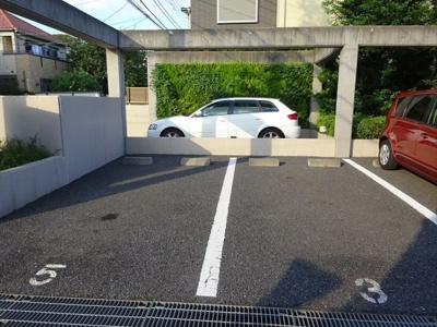 【駐車場】ハッピースクエア永福