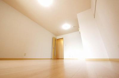 家具・家電をしっかり配置できる広さがあります。