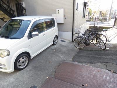 【駐車場】セジュールFX