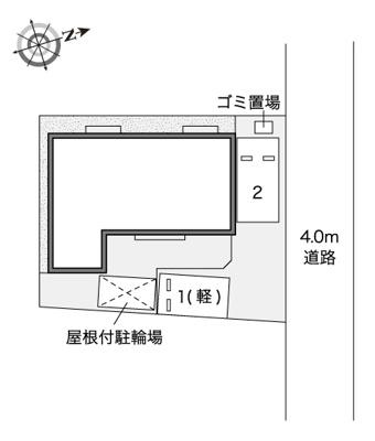 【地図】レオネクストminori55
