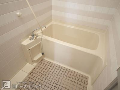 【浴室】ウッドヴィレッジ新野