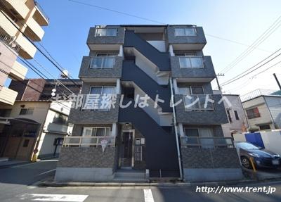 【外観】メゾンユニソール神楽坂