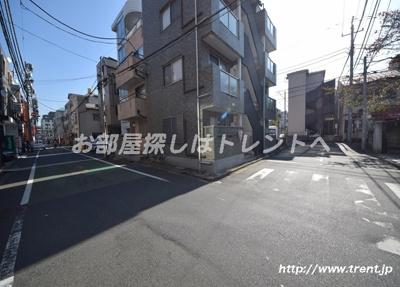 【周辺】メゾンユニソール神楽坂