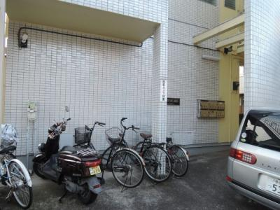 【駐車場】アビタシオン国立