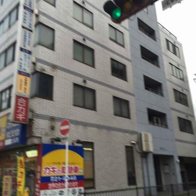 【外観】阪南ビル 事務所