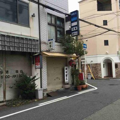 【外観】櫛屋町東 店舗戸建