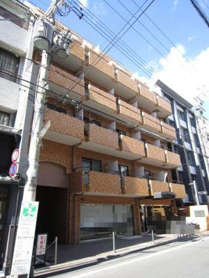 【外観】ライオンズマンション京都三条第3