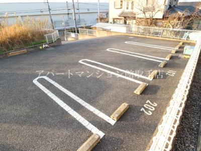 【駐車場】クラロポルタ