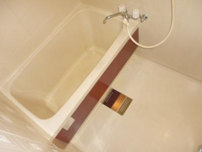 【浴室】サークハイツ