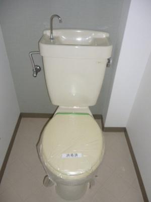 【トイレ】サークハイツ