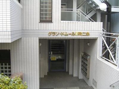 【エントランス】グラン・ドムール堺町二条