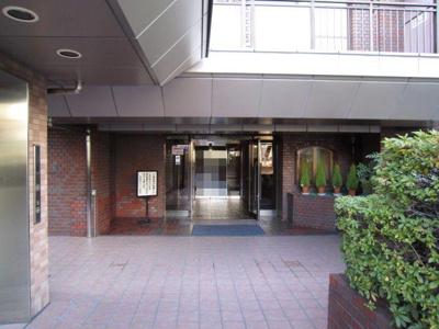 【エントランス】四条高倉スカイハイツ