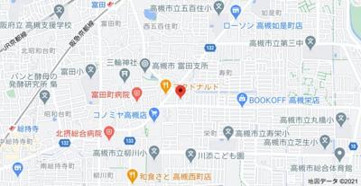【地図】リヴラ寿