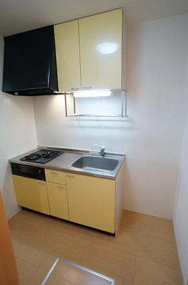 冷蔵庫置き場:奥行き80・幅65!