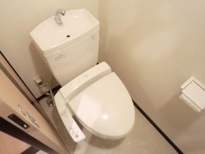 【トイレ】プレジオ西中島