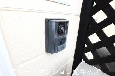 【玄関】シャルマンメゾンB