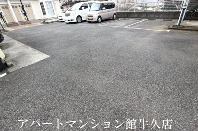 【駐車場】シャルマンメゾンB