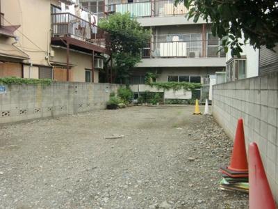 【駐車場】西蒲田コーポ駐車場