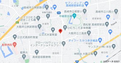 【地図】パルビラージュ