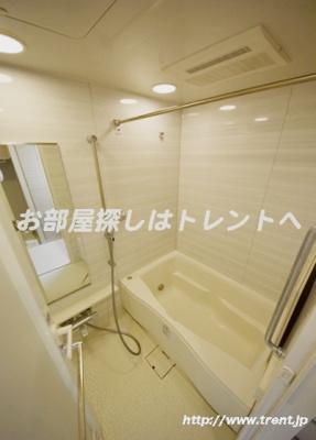 【浴室】ライオンズ千代田三崎町