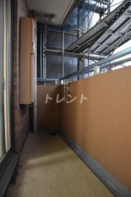 【バルコニー】ガラステージ御茶ノ水