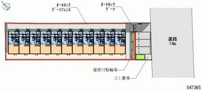 【設備】ワイケージー