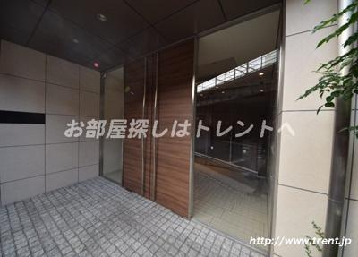 【エントランス】パレステージ神田
