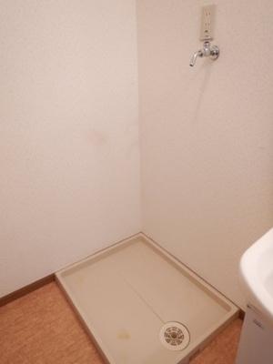 福田町古新田 ノボリゾンチーノ 2DK 洗濯機置場