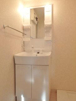 【独立洗面台】グレースハシバ