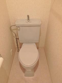 【トイレ】グレースハシバ
