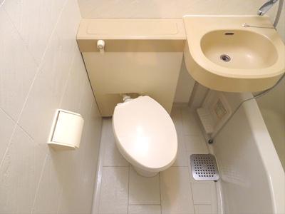 【トイレ】アンディーラニ笹塚