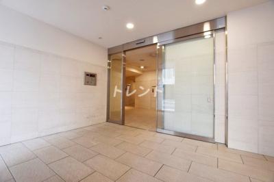 【エントランス】シティカレント大手町【CITY CURRENT OTEMACHI】