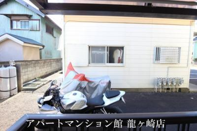 【設備】姫宮中央ハイツB
