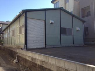 【外観】横溝貸工場・貸倉庫
