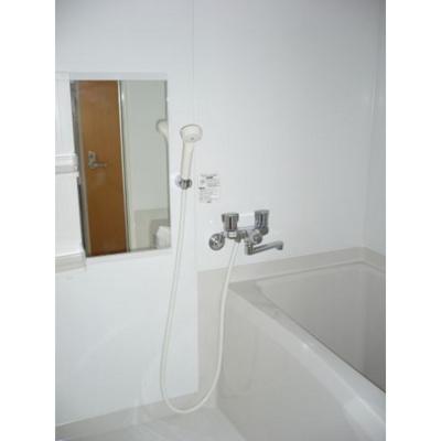 ベルフォーレの浴室