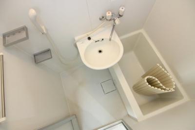 【浴室】モア日吉ビル