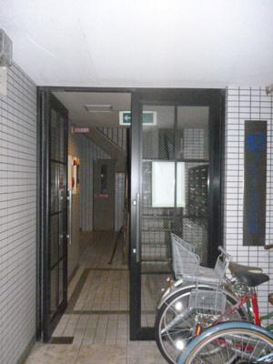 【エントランス】プレアール古川橋