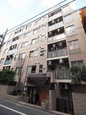 【外観】ダイアパレス飯田橋Ⅱ
