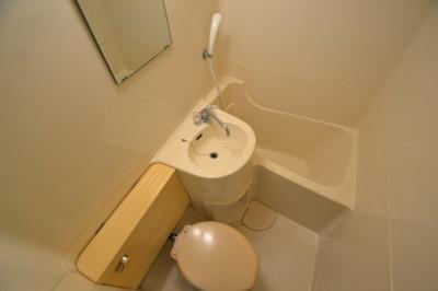 【浴室】シンプルライフ王子