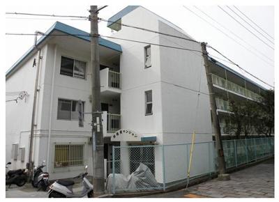 【外観】西塩屋マンションA棟4階