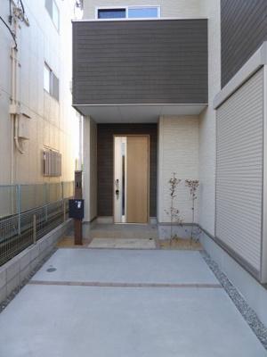 【外観】稲田上町新築戸建