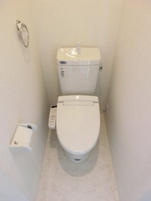 【トイレ】リッチライフ高取山町