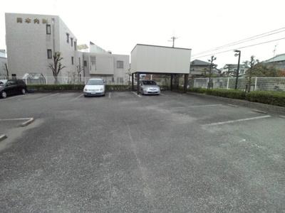 【駐車場】プレミールソシア