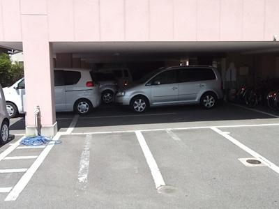 駐車場あり 『ロゼコートF』