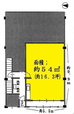 【外観】新檜尾台近隣センター 事務所