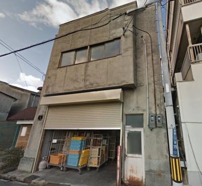 【外観】柏田西 倉庫