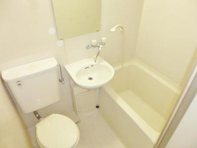 【浴室】ハイツヴィラローズ