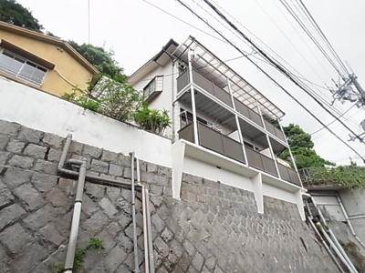【外観】城の下ハイツA棟