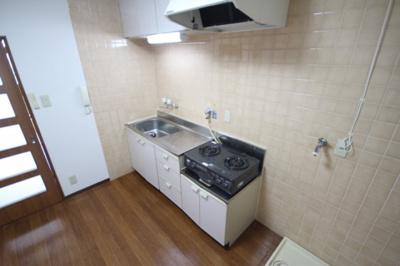 【キッチン】城の下ハイツA棟