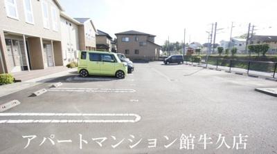 【駐車場】Parksideひたち野